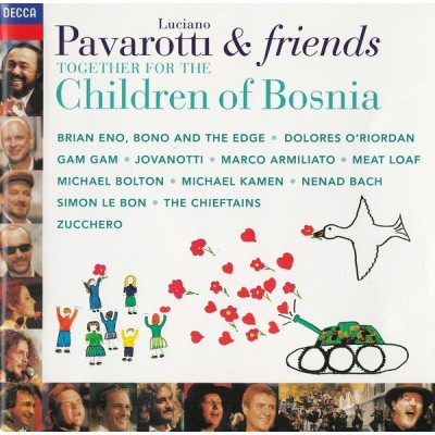 PAVAROTTI & FRIENDS: VOL.3 CD
