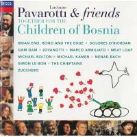 PAVAROTTI & FRIENDS: VOL.3 CD
