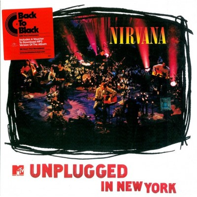 NIRVANA: UNPLUGGED IN NEW...