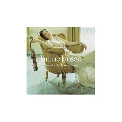 JANSEN JANINE: FOUR SEASONS CD