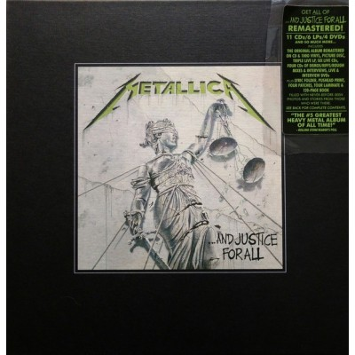 METALLICA: AND JUSTICE FOR...
