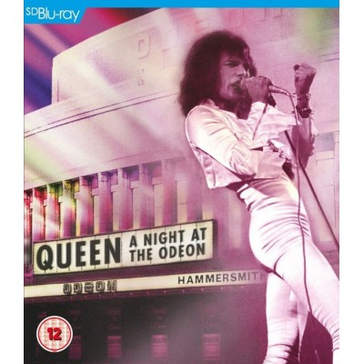 QUEEN: A NIGHT AT THE ODEON...