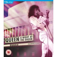 QUEEN: A NIGHT AT THE ODEON BLU-RAY