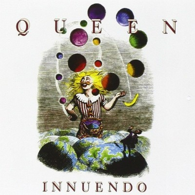 QUEEN: INNUENDO 1CD