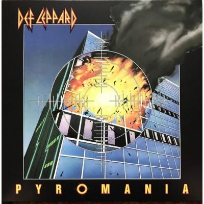 DEF LEPPARD: PYROMANIA...