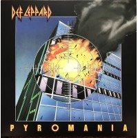 DEF LEPPARD: PYROMANIA -BLACK FRIDAY 1LP