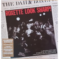 ROXETTE: LOOK SHARP! LP/CD/DVD
