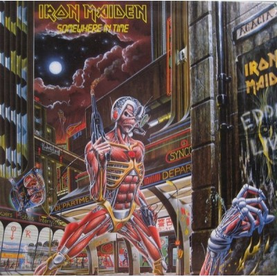 IRON MAIDEN: SOMEWHERE IN...