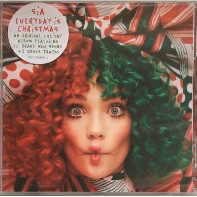 SIA: EVERYDAY IS CHRISTMAS...