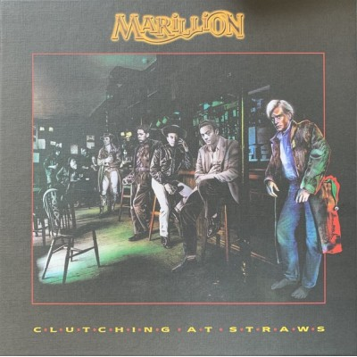 Marillion: Clutching At...