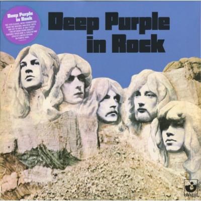 Deep Purple: In Rock -BLACK...