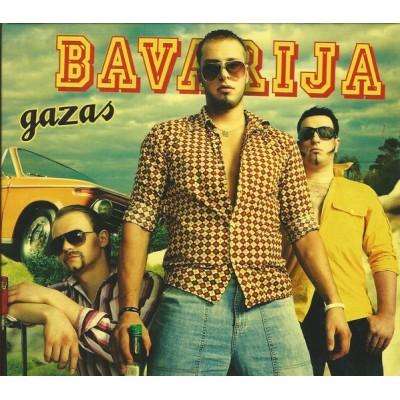 B'AVARIJA: GAZAS CD