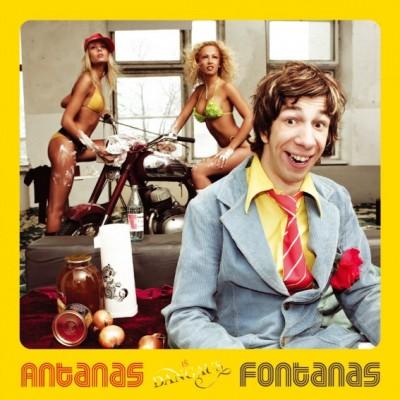 ANTANAS: FONTANAS CD