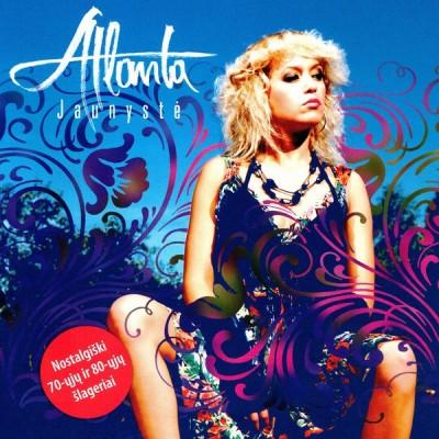 ATLANTA: JAUNYSTĖ CD