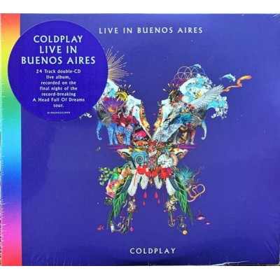 COLDPLAY: LIVE IN BUENOS...