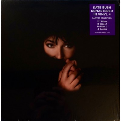 KATE BUSH: REMASTERED IN...