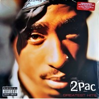 2PAC: GREATEST HITS 4LP
