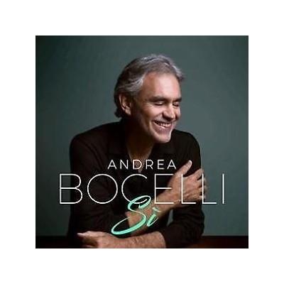 BOCELLI ANDREA: SI  DELIUX CD