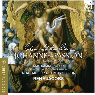 BACH J.S.: JOHANNES-PASSION...