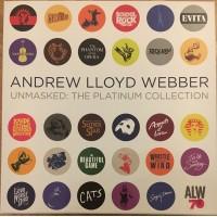 WEBBER ANDREW LLOYD: UNMASKED: THE PLATINUM COLLECTION 5LP 5LP