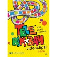TELE BIM-BAM: VIDEOKLIPAI DVD