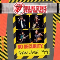 ROLLING STONES: FROM THE VAULT: NO SECURITY - SAN JOSE 1999 (3LP) 3LP