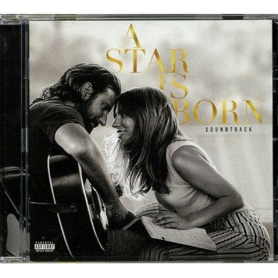 LADY GAGA: A STAR IS BORN CD