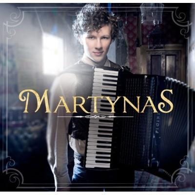 MARTYNAS: MARTYNAS CD
