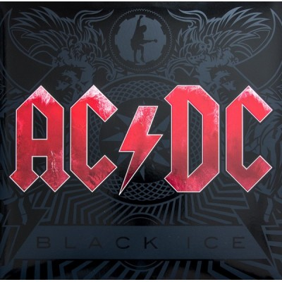AC/DC: BLACK ICE 2LP