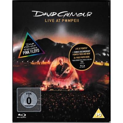 GILMOUR DAVID: LIVE AT...