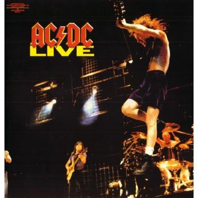 AC/DC: LIVE 2LP