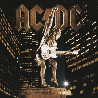 AC/DC: STIFF UPPER LIP -...