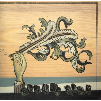 ARCADE FIRE: FUNERAL LP