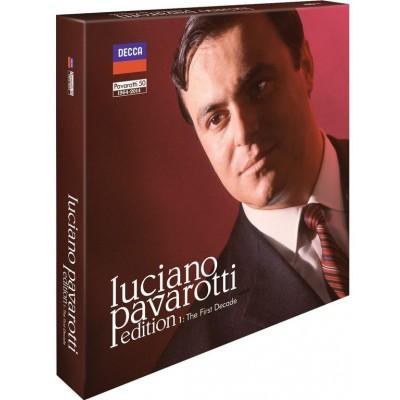 PAVAROTTI LUCIANO: EDITION...