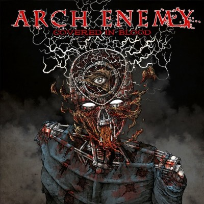 ARCH ENEMY: COVERED IN...
