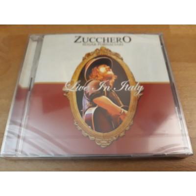 ZUCCHERO: LIVE IN ITALY CD/DVD