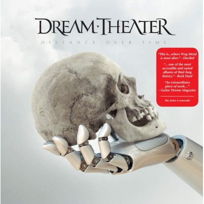 DREAM THEATER: DISTANCE...