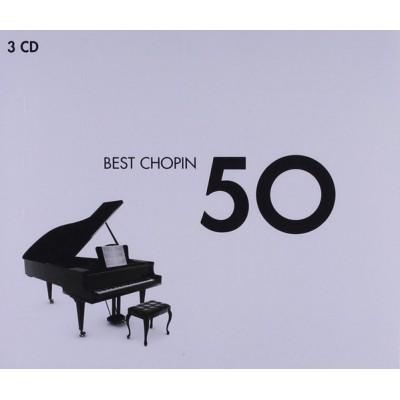 CHOPIN: 50 BEST CHOPIN 3CD