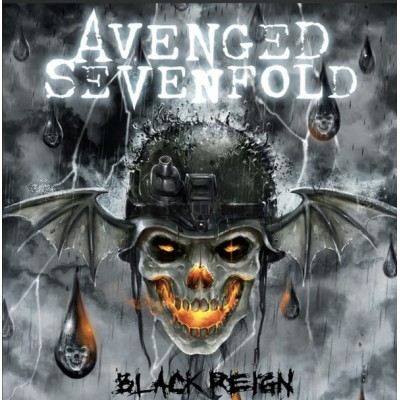 AVENGED SEVENFOLD: BLACK...