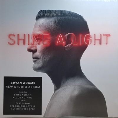 ADAMS BRYAN: SHINE A LIGHT LP