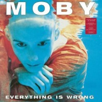 MOBY: EVERYTHING IS WRONG LP