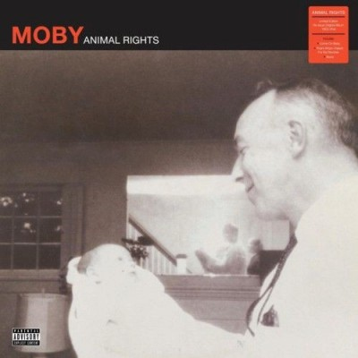 MOBY: ANIMAL RIGHTS 1LP
