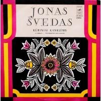 Švedas Jonas: Kūriniai Kanklėms LP