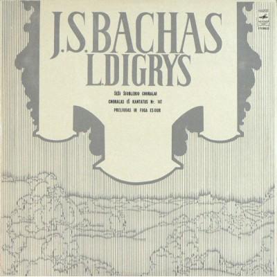 Digrys Leopoldas: J.S. Bach...