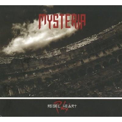REBELHEART: MYSTERIA CD dgp