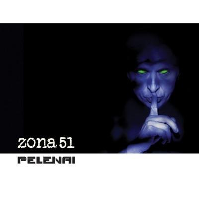 PELENAI: ZONA 51 CD dgp