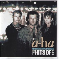 A-HA: HEADLINES AND DEADLINES - THE HITS OF A-HA CD