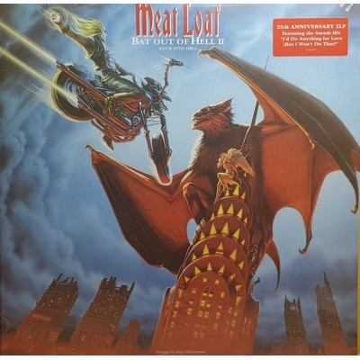 MEAT LOAF: BAT OUT OF HELL...