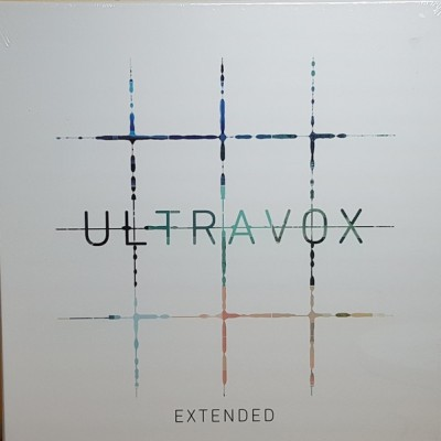 ULTRAVOX: EXTENDED 4LP