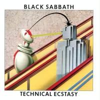 BLACK SABBATH: TECHNICAL ECSTACY LP